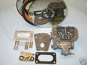 Subaru-Brumby-4x4-ute-Weber-carburettor-up-grade-kit