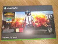 XBOX ONE X 1TB BRAND NEW SEALED