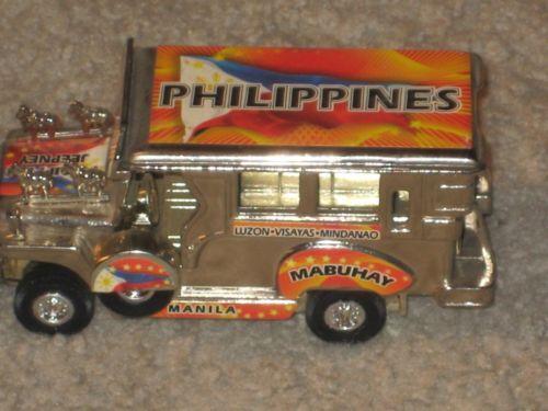 Philippine Jeepney Collectibles Ebay
