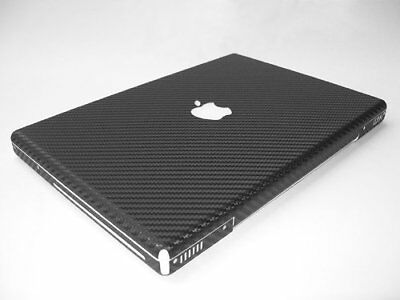 FOR MAC BOOK PRO 13 A1181 CARBON FIBER FULL BODY WRAP PROTECTOR DECAL SKIN 7PCS for sale  Shipping to India