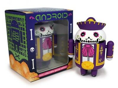 Android Mini Collectible 2011 Halloween Special Ed - Don Pablo Calaveroid - Android Halloween