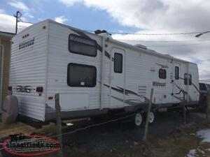 2011 Wildwood 29QBBS Travel Trailer