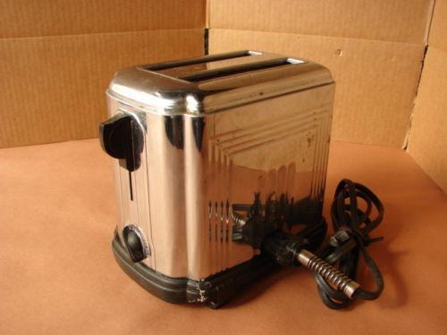 1960s Toaster With Bread ~ Sunbeam toaster ebay
