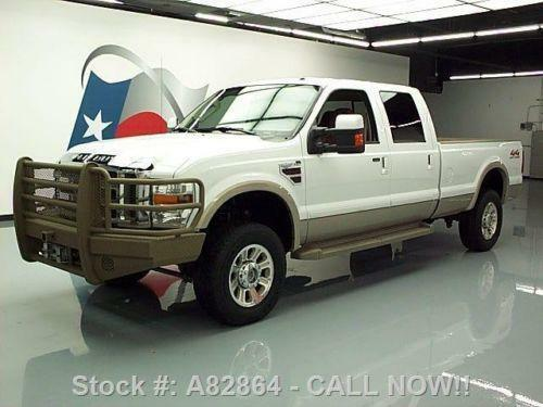 Lifted 2015 F150 >> F350 King Ranch | eBay