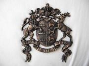 Gusseisen Wappen