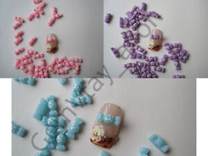 10-x-Sweets-Candy-3D-Nail-Art-Cute-Decoden-Kawaii-Cabochons-Pick-Colour