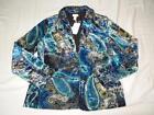 Chico's Velvet Coats & Jackets for Women
