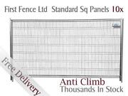Heras Fence Panels