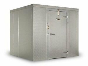 US Cooler 8x8 Outdoor Walk in Cooler O D Remote NEW