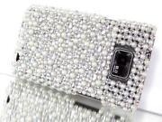 Samsung Galaxy S2 Hülle Perlen