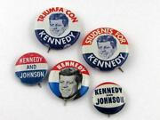 John Kennedy Button