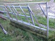 Cattle Barrier