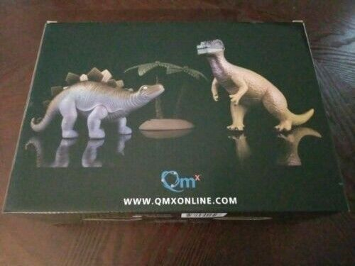Firefly Loot Crate: Dinosaur Inevitable Betrayal Playset by Qmx New Q Fig Wash