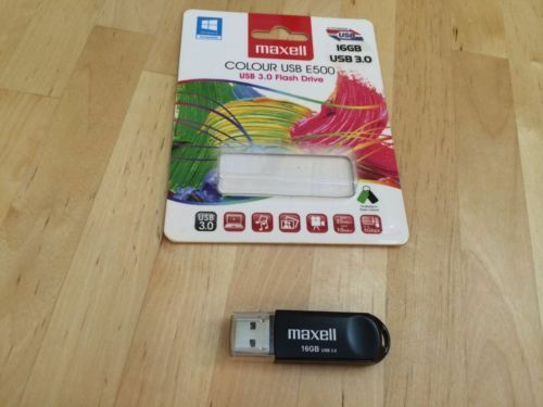 Maxell 16GB USB Flash Drive