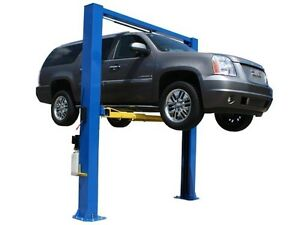 ATLAS OH-10X EXTRA WIDE / EXTRA TALL 2 Post Lift - CLENTEC