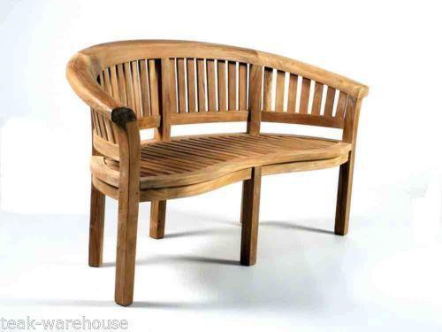 Astonishing Ebay Teak Garden Bench Grade A Teak Wood Classic Shower Inzonedesignstudio Interior Chair Design Inzonedesignstudiocom