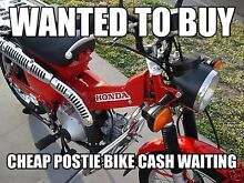 Wanted to buy Honda postie ct 110 Macquarie Fields Campbelltown Area Preview