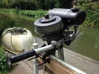 Seagull Outboard Model motor / engine 40 Plus - good working order