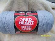 Red Heart Yarn Grey