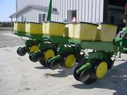4 Row Planter