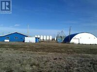 Commercial Property in Stettler , Alberta For Sale or Lease