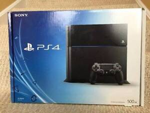v1 Playstation 4 (500gb) w/ Controller + 7 Games Berwick Casey Area Preview