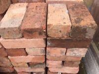 ***Reclaimed bricks ***