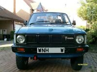 Mk1 hilux wanted