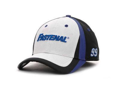 Nascar Xp Sponsor Fastenal Racing   99 Carl Edwards Stretch Fit Cap Hat Osfm