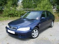 2002 Honda Accord, Excellent Shape, MOT to December!