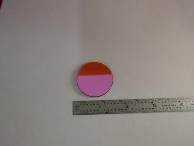 Optical Green Filter Mirror Dichroic Optics As Pictured 3-b-10