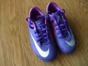 Kids Nike Mercurial Football Boots