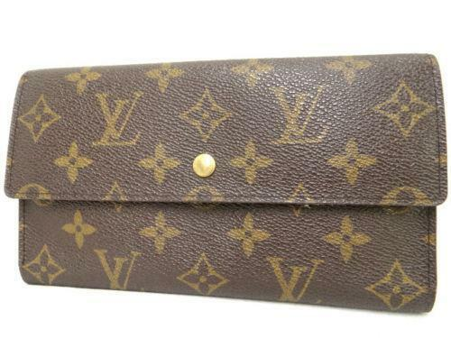 bc7280afc02e Louis Vuitton Checkbook
