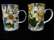 English Bone China Mugs
