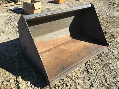 62 Tractor Loader Bucket Quick Attach 39 12 Ear Width Stock 203940