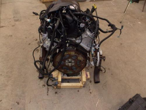 on 5 4 Liter Ford Crate Engine