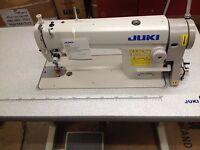 NEW JUKI INDUSTRIAL DDL 8100e LOCKSTITCH SEWING MACHINE