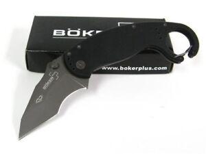 Boker Plus Black CLB Karambit Tanto Knife 01BO580