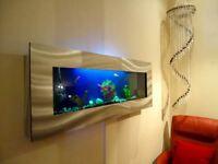 Wall Mounted Aquarium for Sale 120cm x 95cm x 10 cm