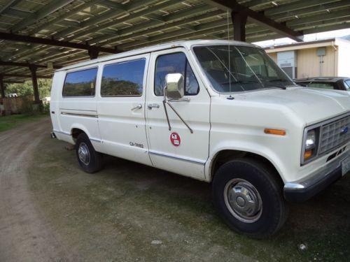 ford econoline ebay 60 Ford Econoline Van