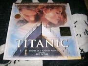 Titanic Laserdisc