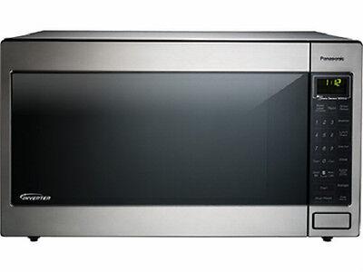 Panasonic NN-T945SF Genius Countertop/Built-In Microwave Oven stainless