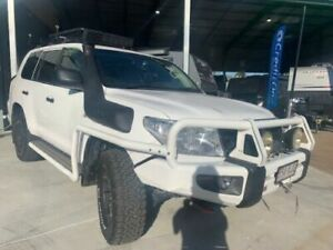 TOYOTA LANDCRUISER LOADED UP Tinana Fraser Coast Preview