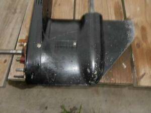 Mercury Lower Unit Outboard Engines Amp Components Ebay