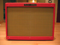"Fender Hot Rod Deluxe ""Texas Red"" (Limited Edition)"