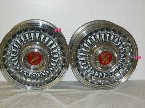 Used Cadillac Escalade For Sale >> Cadillac Sabre Wheels | eBay