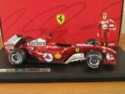 Schumacher 1/18 Ferrari