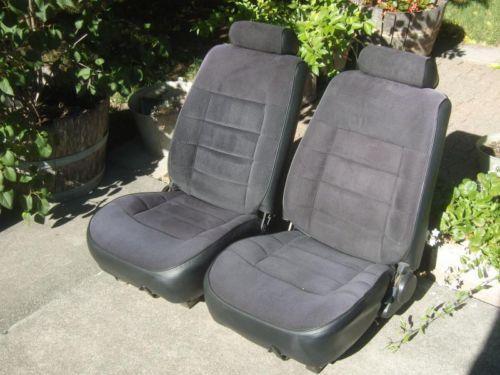 93 Mustang Seats Ebay