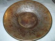 Vintage Gold Mining Pan