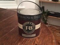 Farrow And Ball Estate Emulsion (Plummet 272) New 2.5l